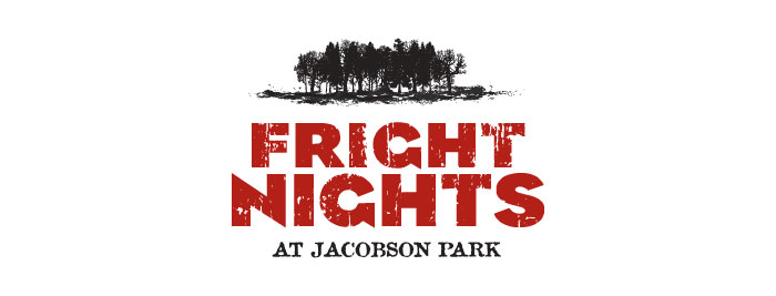 Fright Nights Lexington at Jacobson Park Logo Design